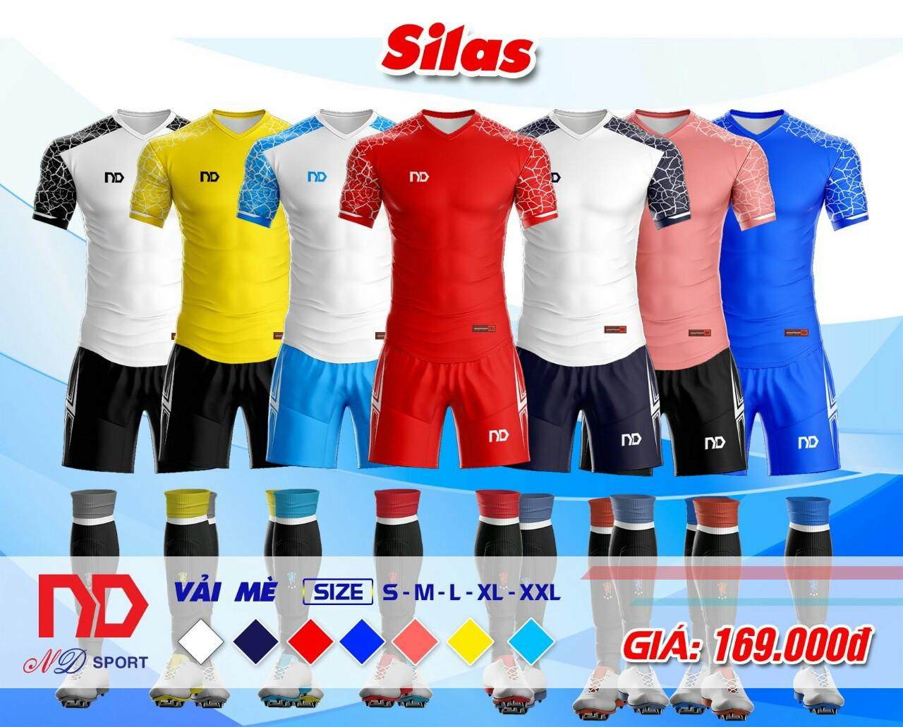 Bộ quần áo thể thao SILAS